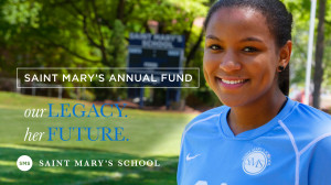 Saint Marys Annual Fund Kendall Hamilton